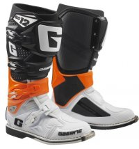 CIZME GAERNE SG12 ORANGE-BLACK-WHITE