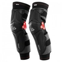 GENUNCHIERE ACERBIS X-STRONG BLACK/WHITE