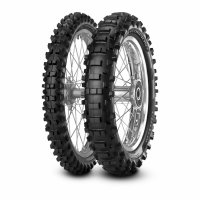 Anvelopa Pirelli 140/80/18 Scorpion Pro FIM Super Soft FIM M+S Dot 35-53/2017