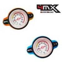 BUSON RADIATOR KTM/HUSQVARNA CU SENZOR TEMPERATURA 4MX 1.8 Black