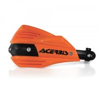 Handguard Acerbis X-Factor Orange Black