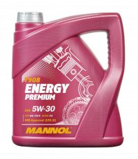 MANNOL ULEI ENERGY  PREMIUM 5W-30 SYNTHETIC 4L