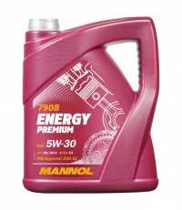 MANNOL ULEI ENERGY PREMIUM 5W-30 SYNTHETIC 5L