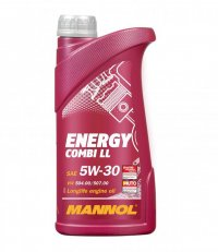 MANNOL ULEI ENERGY COMBI LL 5W-30 1L SYNTHETIC