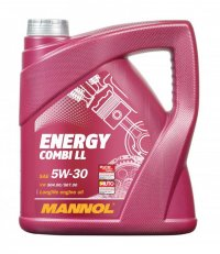 MANNOL ULEI ENERGY COMBI LL SYNTHETIC 5W-30 4L