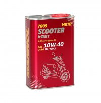 MANNOL ULEI SCOOTER 4T 10W-40 SEMI SYNTHETIC 1L