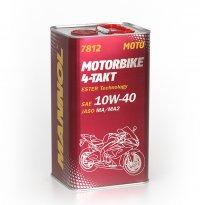 MANNOL ULEI MOTORBIKE ESTER TECHNOLOGY 4T 10W-40 4L