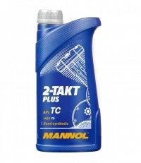 Ulei Amestec Mannol 2T Plus 1 Litru