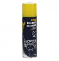 MANNOL COCKPIT-REINIGER NEW CAR CU  SPUMA ACTIVA 650ML