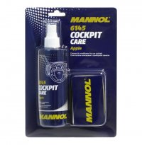 MANNOL COCKPIT CARE NEW CAR 250ML