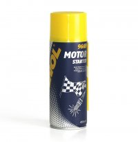 MANNOL SPRAY PORNIRE MOTOR 450ML