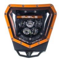 FAR LED ENDURO-TECH DUAL 5 LED KTM 2014-2020 ORANGE