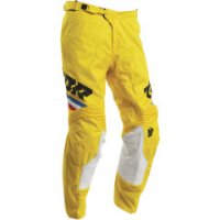 PANTALONI ENDURO THOR S20 PLS PINNER YELLOW
