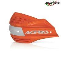 ACERBIS PLASTICE HANDGUARD X FACTOR ORANGE /WHITE