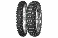 ANVELOPA MITAS TERRA FORCE 90/100-21 EF-57R TT FIM Super Light DUNGA VERDE