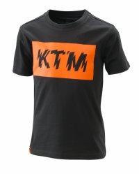Tricou Ktm Copii Radical Logo Tee