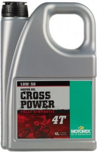 Ulei Motorex Cross Power 4T 10W-50 4L
