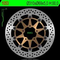 Disc Frana Fata SUZUKI DL650 '04 -'06, DL1000 '02 -'11, '03 -'07 SV1000 (310x69x5) NG