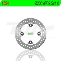 Disc Frana Fata ATV Suzuki LT-A 700/750 King Quad 2005-2008
