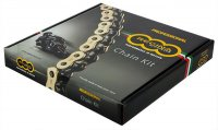 Regina Kit de Lant Kawasaki Zrx1200r S / R (01-06) (17/42/110 / 530ZRP2)  Z-ring