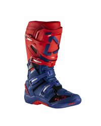 Cizme Leatt GPX 5.5 FlexLock Royal Red/Blue