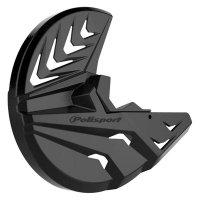 Protectie disc frana fata KTM/Husqvarna 2015-2020 Polisport, Kit Complet