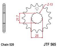 Pinion Atac Yamaha 250/450/600 JTF565-13