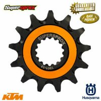 Supersprox Pinion Atac KTM/Husqvarna/Beta Self Cleaning 13T