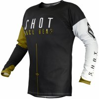 Tricou Shot 2020 Aerolite Alpha Black Gold