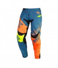 Pantaloni Shot 2020 Contact Trust Deep Blue Neon Orange