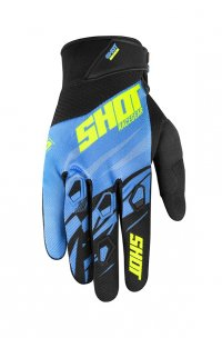 Manusi Shot 2020 Devo Ventury Blue Neon Yellow