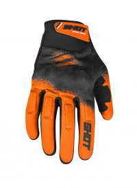 Manusi cu protectii Shot 2021 Drift Smoke Neon Orange