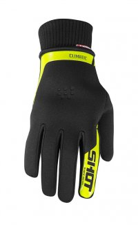 Manusi Shot 2020 Climatic Black Neon Yellow