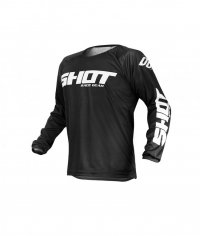 Tricou Shot 2021 Devo Raw Black