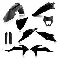 Kit Complet Plastice Acerbis KTM EXC-F 2020 - Black
