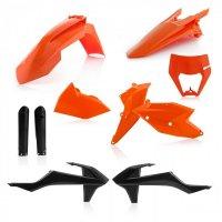 Kit Complet Plastice Acerbis Ktm Exc/Exc-F 17/19 Standard 19