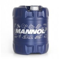 Ulei Mannol 2T Plus 10L Semi-Synthetic