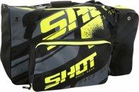 Geanta Echipament Shot 2020 Neon Yellow Black