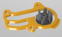 MinoMX Kit Pompa Apa Marita KTM  / Husqvarna 250/300 2020