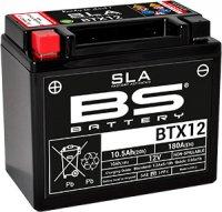 Baterie Moto BS-Battery BTX12 (YTX12-BS) Fara Intretinere