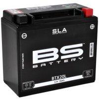 Baterie Moto/Atv Bs-Battery BTX20HL (FA) (YTX20HL-BS) 12V 18Ah 175X87X155