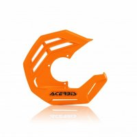 Protectie Disc Fata Acerbis X-Future Orange