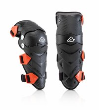 Acerbis Genunchiere Impact Junior Black/Red