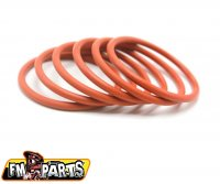 Fm-Parts Exhaust Pipe O-rings KTM - Husqvarna - Beta
