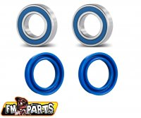 Front Wheel Bearings Kit KTM - Husqvarna - Beta