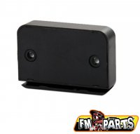 Fm-Parts Universal Hour Meter Black