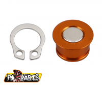 Fm-Parts KTM/Husqvarna Speedometer Magnet Kit 2003-2021 Orange