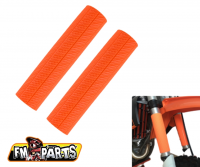 Fm-Parts Universal Front Fork Protector Orange