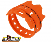 Fm-Parts Exhaust Protector Orange