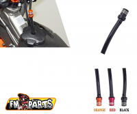 Fm-Parts Fuel Tank Breather Tube Black
